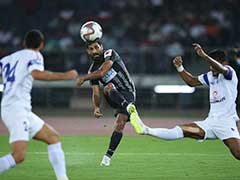 ISL: ATK Beat Delhi Dynamos To Register Their First Win Of The Tournament