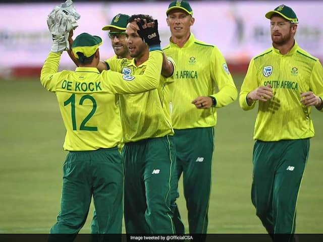 South African cricketer are allowed to do the practice, but...