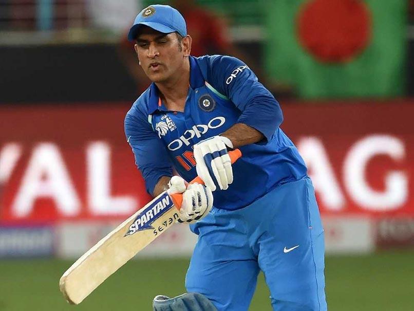 वेस्टइंडीज और ऑस्ट्रेलिया के खिलाफ टी-20 सीरीज से महेंद्र सिंह धोनी की 'छुट्टी'