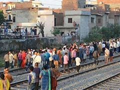 After Amritsar Tragedy, Railway Police Pitches For Fencing Tracks