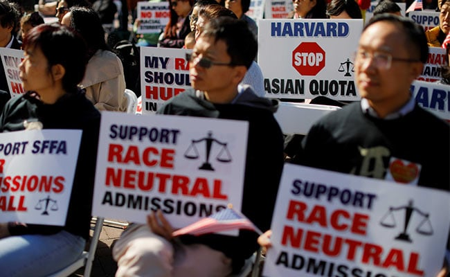 Harvard Discriminates Against Asian-Americans, Lawyer Says At Trial