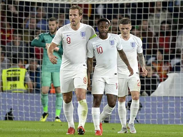 UEFA Nations League: Raheem Sterling Shines As England Blow Spain Away
