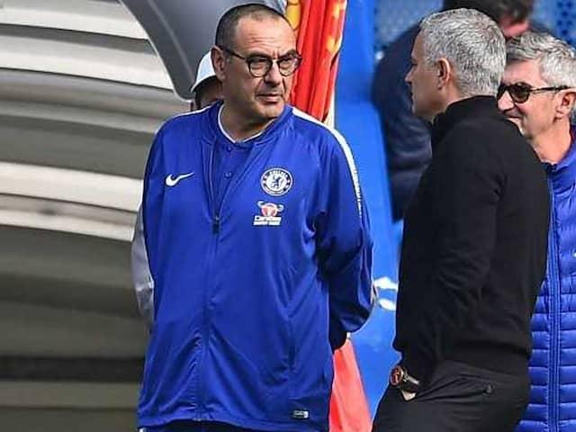 Chelsea Will Accept Punishment Over Jose Mourinho Fracas, Says Maurizio Sarri