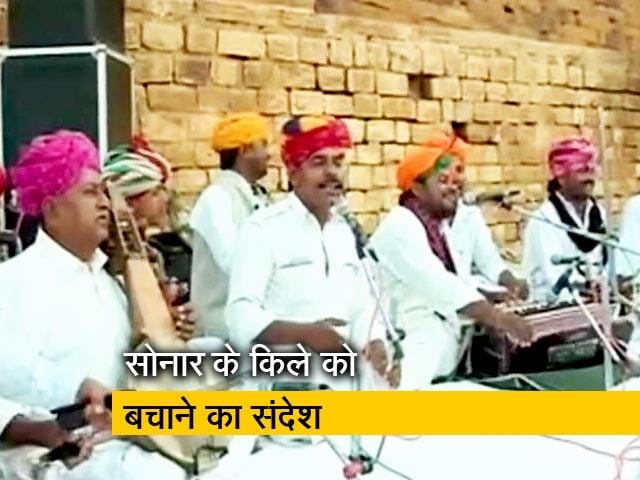 Videos : NDTV Cleanathon : सलीम खान ने 'पनिहारी' सॉन्ग गाकर पानी बचाने का संदेश दिया