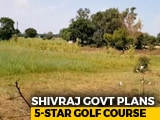 Video : Golf Course On Cow Grazing Land In Bhopal? Congress Calls BJP Hypocrite