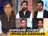 Video: The Big Fight: The Aadhaar Verdict - Who Won?