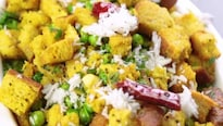 Easy Bread Poha