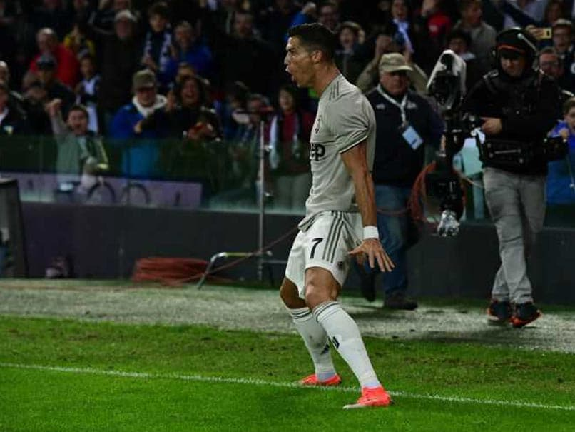 Embattled Cristiano Ronaldo Scores As Juventus Beat Udinese