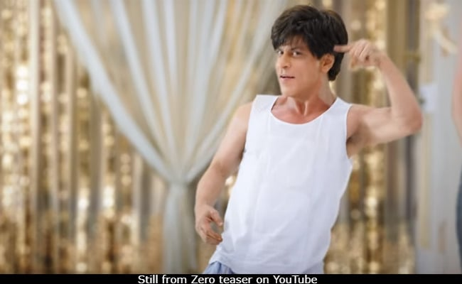 Zero Trailer Release Is Shah Rukh Khans Birthday Surprise For Fans