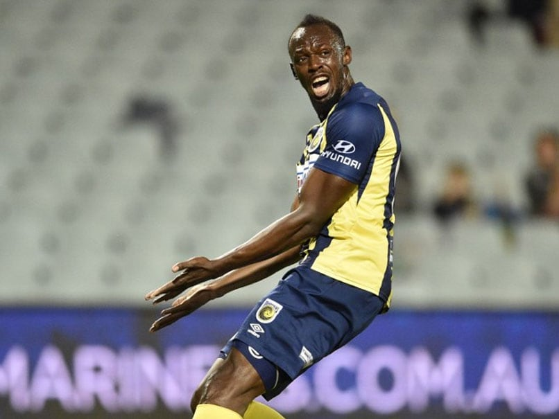 Sprint King Usain Bolt Rejects Malta Football Offer