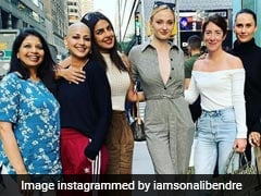 After Day With Priyanka Chopra, Sophie Turner, Sonali Bendre Reveals Who She Had Most Fun With