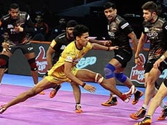 Pro Kabaddi League: U Mumba Crush Telugu Titans, Tamil Thalaivas Beat Puneri Paltan