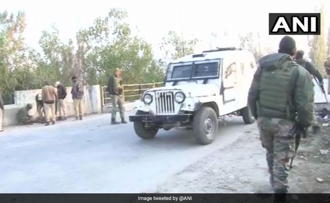 जम्मू-कश्मीर के सोपोर में हुए एनकाउंटर में सुरक्षाबलों ने मार गिराए दो आतंकी, 1 जवान भी शहीद