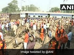 """2 Suspended For """"Wrong Signalling"""" That Led To Train Derailment In UP"""