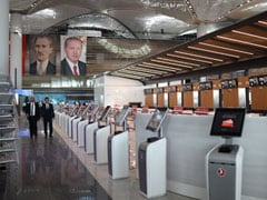 Turkey PM Opens New Istanbul Airport, Planned To Be World's Largest