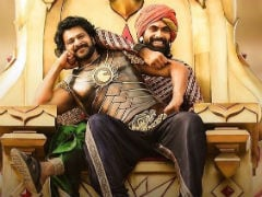 On Prabhas' Birthday, A Postcard-Worthy Birthday Wish From <i>Baahubali</i> Co-Star Rana Daggubati