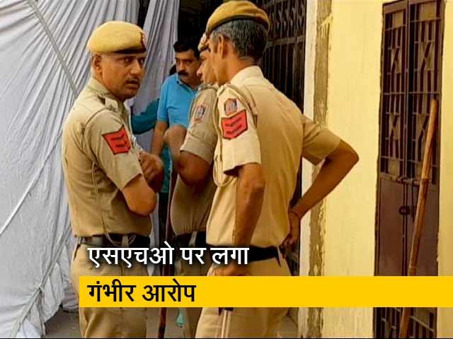 Videos : सुनंदा पुष्कर मामले की जांच कर रहे अधिकारी पर लगा आत्महत्या के लिए उकसाने का आरोप