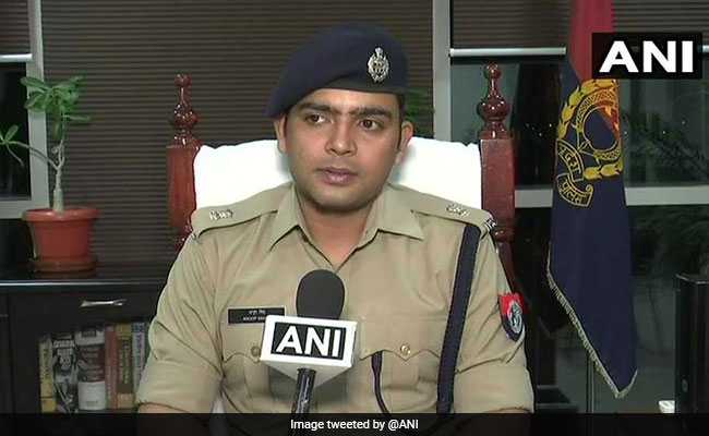 'An Honour': Lucknow Police Constable's Son Becomes His Boss As Top Cop