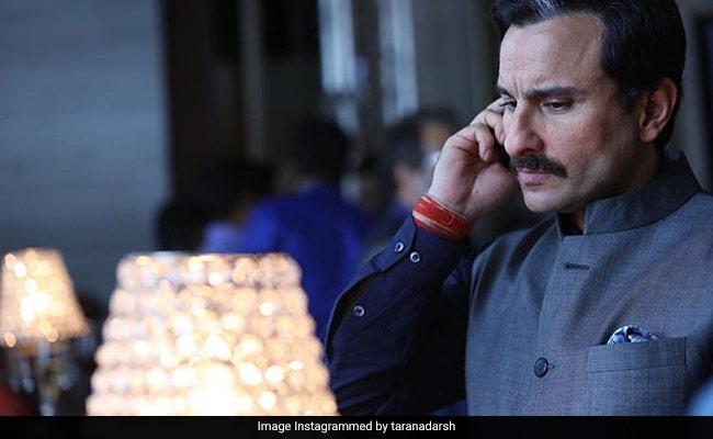 Saif Ali Khan: 'Baazaar Was A Risk But I Am Glad It Paid Off'