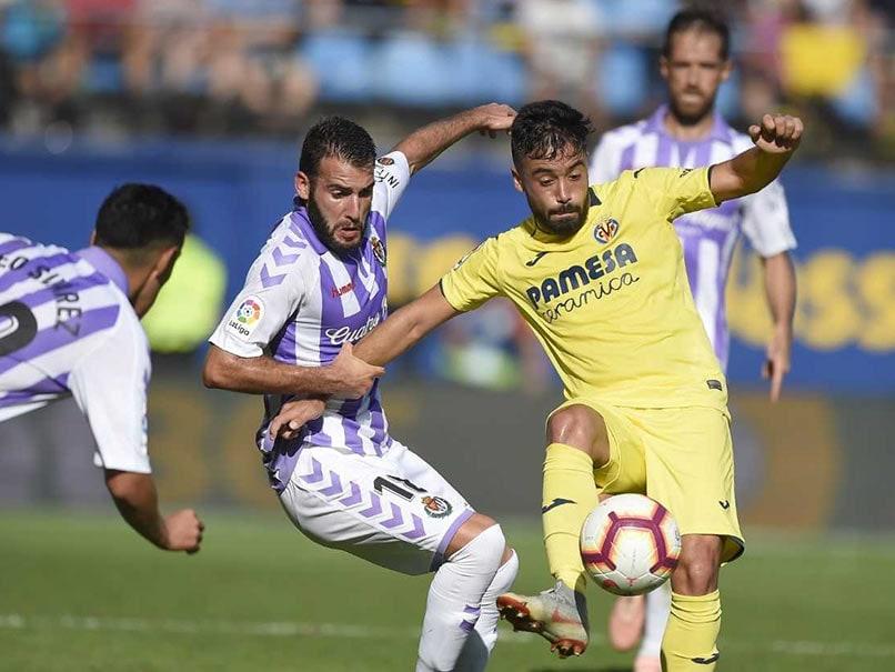 La Liga: Leonardo Suarez On Target As Real Valladolid Stun Villarreal 1-0