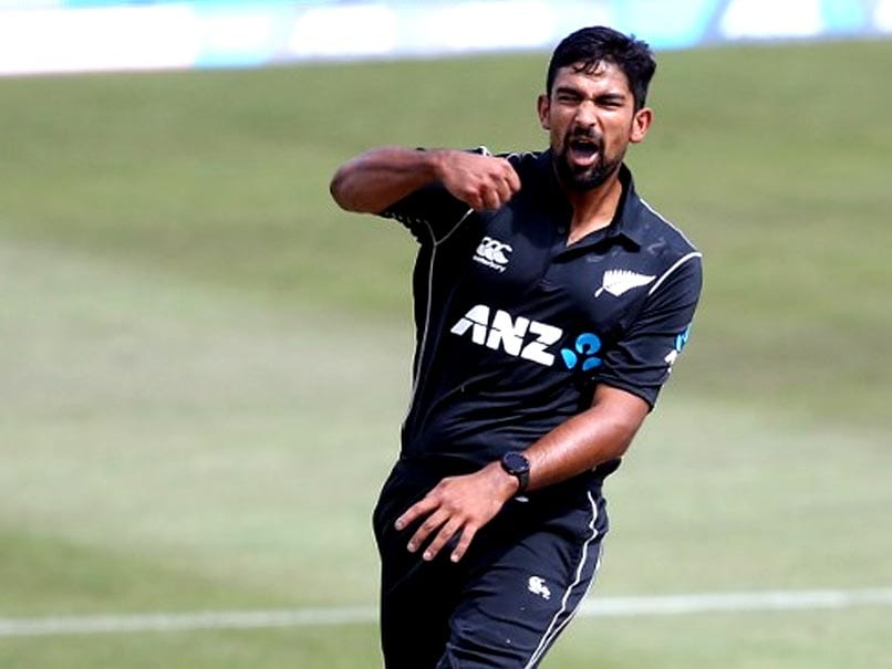 Ish Sodhi Tries Out Rap Music And Has His Team-mates In Splits