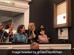 Banksy Artwork Shreds Itself Moments After Record Sale At Auction