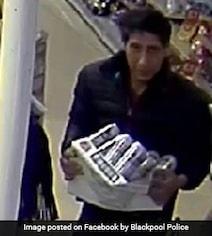 'Friends' Star Lookalike Arrested In UK After Manhunt Goes Viral