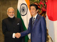 In PM Modi, Shinzo Abe's India-Japan Dialogue, A Message For China