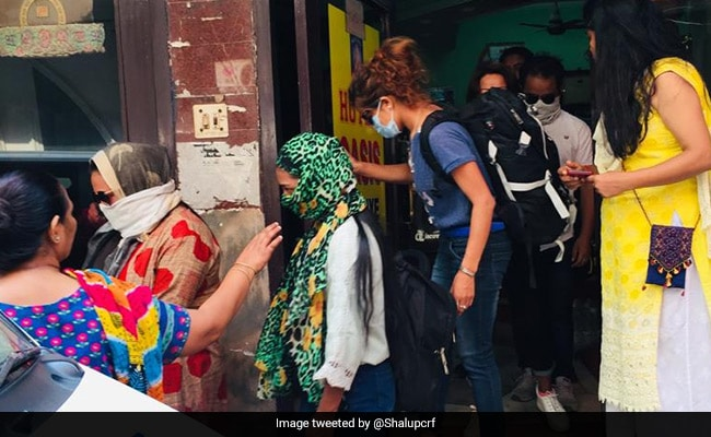 8 Women Rescued During Raid At Paharganj Hotel, Claims Women's Commission