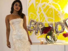 Why Priyanka Chopra Wore A Dress By Harvey Weinstein's Estranged Wife At Bridal Shower
