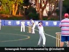 Watch: Meet Hong Kong Crickets Very Own Paul Adams