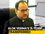 """Video : 1 AM """"Coup"""" That Left CBI Chief, Deputy Without Offices, Drivers"""