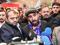 Barcelona Star Arda Turan Could Face More Than 12 Years Jail For Brawl