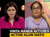 Video: Had The Best Sleep Of My Life Last Night: Vinta Nanda To NDTV On #MeToo