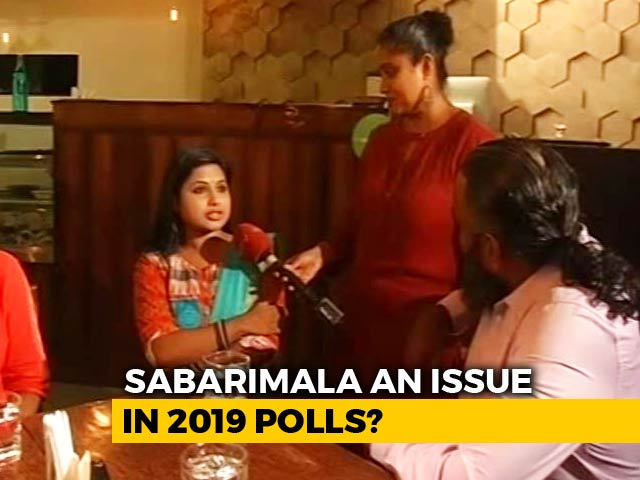 Video : Sabrimala In Kerala, Now, The Road To 2019 General Elections?