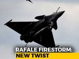 Video : On Rafale Deal, New Documents Point To Anil Ambani Firm As Essential