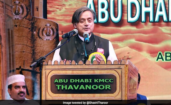 'Distortion,' Says Shashi Tharoor As BJP Fumes Over Ayodhya Comment