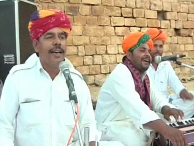 Video : Jaisalmer Fort In Danger Of Sinking, Courtesy Sanitation, Water Issues