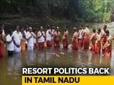 Video : Ahead Of Court Order, Disqualified AIADMK Legislators Moved To Resort