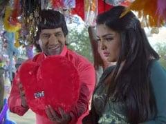 भोजपुरी की सुपरहिट जोड़ी आम्रपाली दुबे-निरहुआ ने यट्यूब पर बरपाया कहर, Video 50 लाख के पार