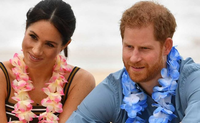 Meghan Markle And Prince Harry Are Now On Instagram. See Their First Pics