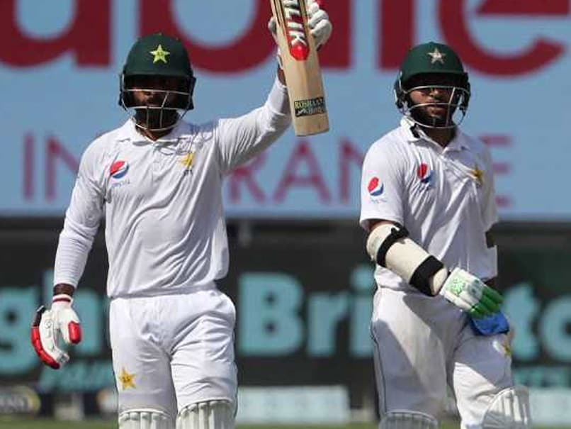 1st Test: Ton-Up Mohammad Hafeez Helps Pakistan Dominate Australia On Day 1