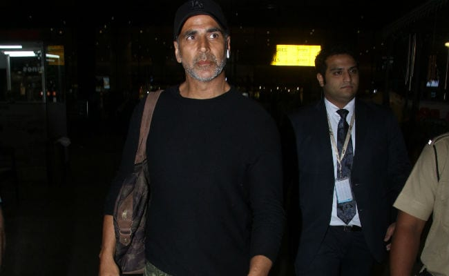 Akshay Kumar Cancels Housefull 4 Shoot In The Wake Of #MeToo Movement, Sajid Khan Steps Down As Film's Director