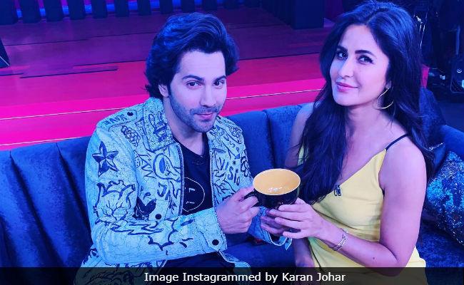 Koffee With Karan 6: Katrina Kaif And Varun Dhawan Are All Set To Have 'Great Conversations' On Karan Johar's Show