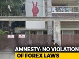 Video : Modi Government Trying To Silence Critics Through Raids, Says Amnesty