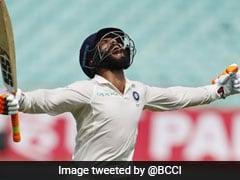 IND vs WI: विराट कोहली पारी घोषित करने के लिए हिलाते रहे हाथ, नहीं देखा जडेजा ने, ऐसे मनाया जश्न