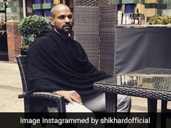 Harbhajan Singh Gives A New Name To Shikhar Dhawan, Fans Love It