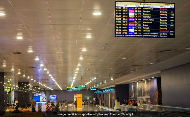 Hyderabad Airport Gets Interim International Departure Terminal