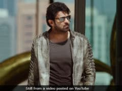 On Prabhas' Birthday, A Glimpse Of His Film <i>Saaho</i>