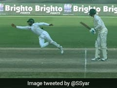 Babar Azam's Blinder During Pakistan-Australia Test Sends Twitter Into A Frenzy